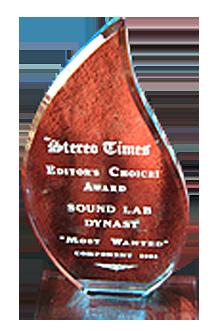 DynaStat Award